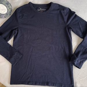 MARC ANTHONY slim fit long sleeve shirt men's M